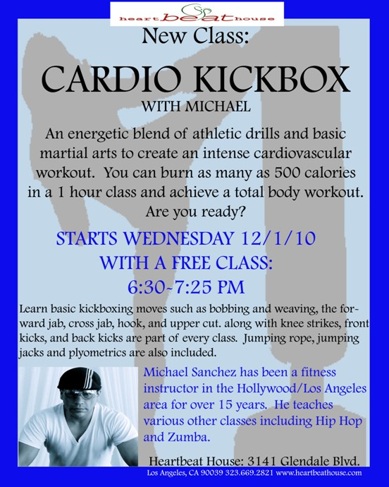 Cardio Kickbox resized