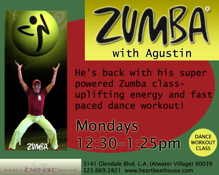 Zumba with Agustin hbh