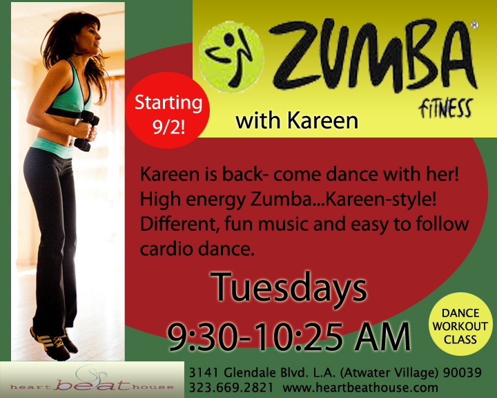 Zumba with Kareen