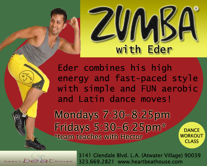 Zumba with Eder hbh