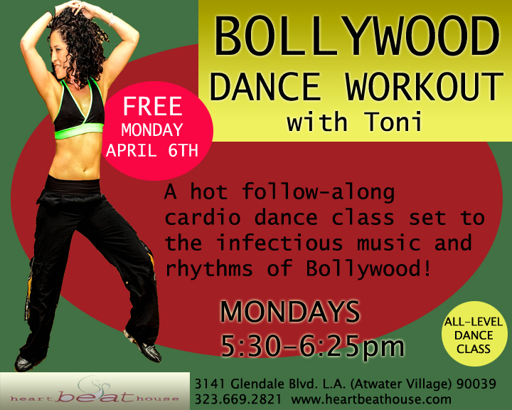 Bollywood Dance Workout with Toni