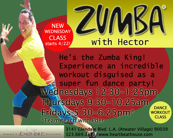 Zumba with Hector