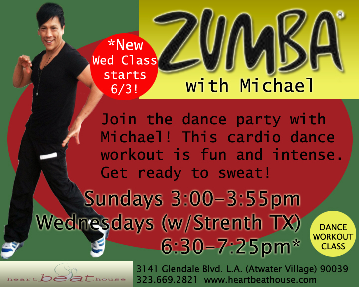 Zumba with Michael new hbh