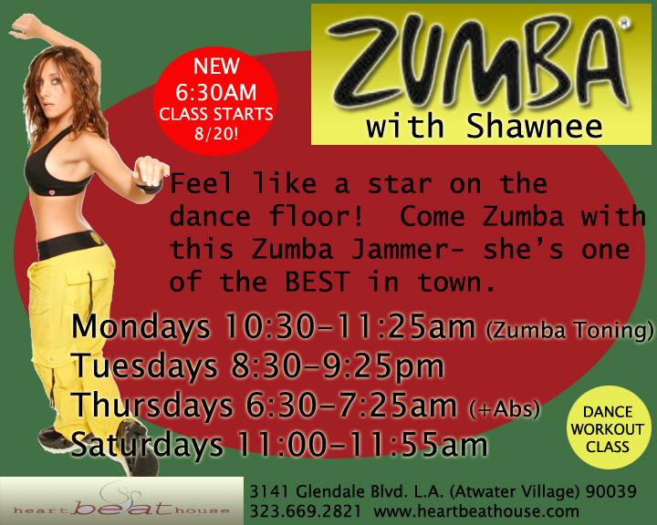 Zumba-Shawnee