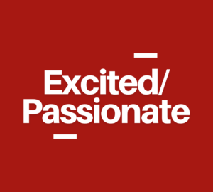 excited-passionate