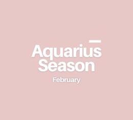 Aquarius Season